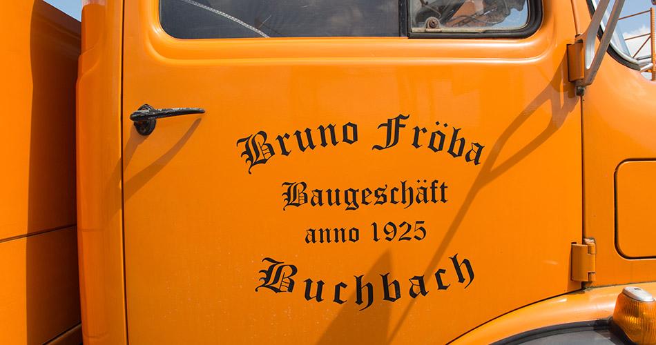 froeba bau buchbach firma